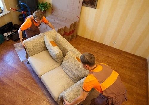 Перевозка дивана недорого