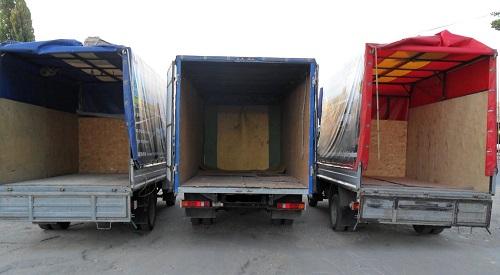 Перевезти мебель недорого