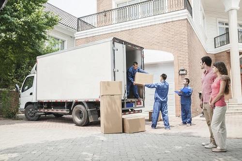 Заказать переезд с грузчиками недорого