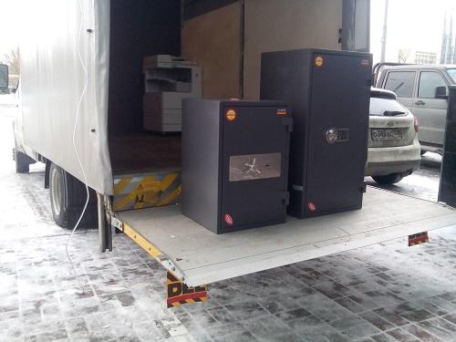 Перевозка сейфов - как безопасно перевезти сейф