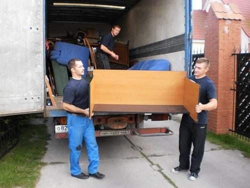 Услуги переезда квартиры с грузчиками