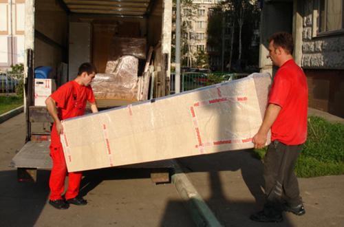 Услуги переезда квартиры с грузчиками - профессиональная помощь