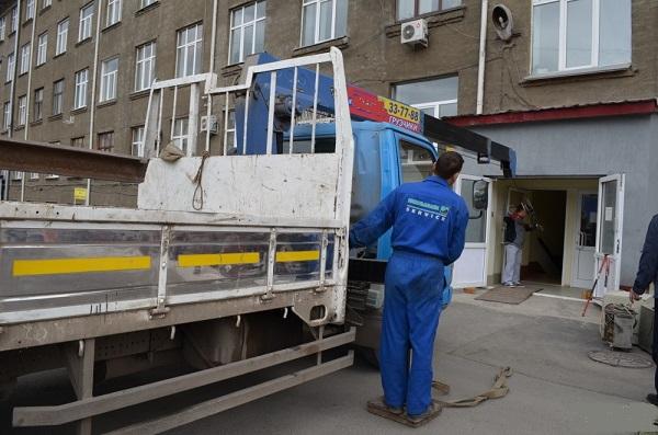 Такелажные работы в Ростове-на-Дону